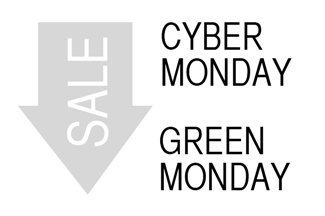Black Friday・Cyber Mondayの戦利品