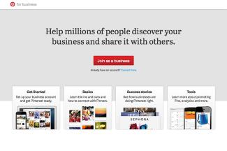 Pinterestのビジネスアカウントが気になったのでベーシックとの違いを整理