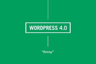 WordPressのバージョン4.0がリリース(日本語版もアプグレ可能)