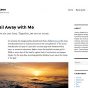 WordPressのバージョン4.4とデフォルトテーマ Twenty Sixteen