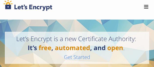無料SSL証明書「Let's Encrypt(レッツ・エンクリプト)」が手軽になりそう!